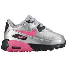 dee19fec08964a Nike Air Max 90 - Girls  Toddler at Kids Foot Locker
