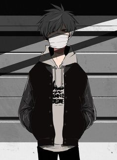 Image about cool in anime boys by yu on we heart it Dark Anime, Anime Drawings Boy, Anime Boy, Anime Characters, Boy Art, Anime Drawings, Manga, Aesthetic Anime