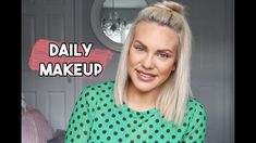 Welcome to my current everyday makeup routine, a quick get ready with me using my favourite products at the moment. British Youtubers, Everyday Makeup Routine, Daily Makeup, Get Ready, Beauty Products, Women, Cosmetics, Makeup Routine, Everyday Makeup