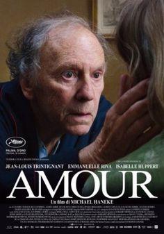 Amour di Michael Haneke drammatico, Austria/Francia/Germania (2012)