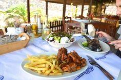 Athens, Restaurants, Meat, Chicken, Food, Diners, Beef, Meal, Essen