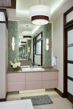 Custom Bathroom Vanities Pittsburgh best builder/remodeler - name: sandra gjesdahl co-designer: scott