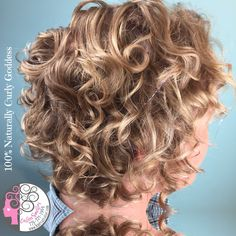 Beige blonde naturally curly curls   FRIZZ is a curl waiting to happen. Naturally curly and wavy hair tips and tricks can be found on www.haircutcolor.com Carleen Sanchez Nevada's Top Curly Hair and Anti Aging color Expert in Reno,Nv 775.721.2969