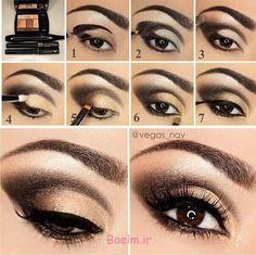 Striking Smokey Cat Eye Makeup Tutorial Ideas