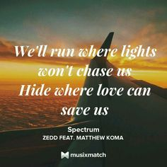 Spectrum - Zedd Ft. Mathew Koma