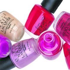 OPI-my very favorite kind of nail polish! My nails are never naked-ha! Get Nails, Love Nails, Pretty Nails, Hair And Nails, Special Nails, Best Nail Polish, Opi Polish, Nail Envy, All Things Beauty
