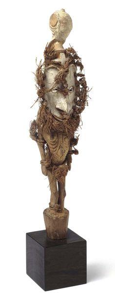 Statuette Sépik, Nouvelle-Guinée