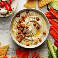 The Best Hummus - Your Fibro Support Veggie Recipes, Appetizer Recipes, Cooking Recipes, Healthy Recipes, Vegetarian Appetizers, Appetizer Ideas, Holiday Appetizers, Dip Recipes, Healthy Snacks