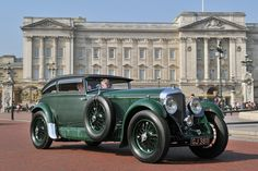 Added Attractions at the 2014 Concours of Elegance at Hampton Court Palace - http://karage.tv/en/?p=7918