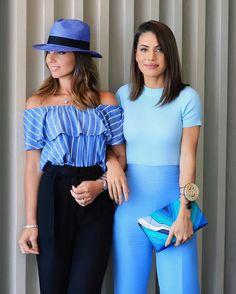 Shades of blue  w/ @camilacoelho  Sempre uma delícia estar com você Cami!  #bluemood #riodejaneiro #fhitsrio @fhits