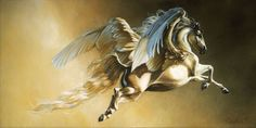 pegasus freedom animal horse fantasy art wings beautiful wallpaper background