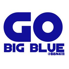 Go Big Blue! #Wildcats #BBN #WEAREUK