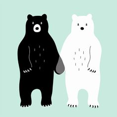 "Gray "" I find that there is no clear-cut between ""right and wrong"" when I was growing up. There is always a big ""gray"" area between white and black : ) "" #fun #bear #art #love #painting #draw #pencil #watercolor #sketch #gallery #picture #landscape #nature #design #graphic #vector #digitalart #typography #creative #colors #image #life #cool #girl #friends #beautiful #style #cute #kids #手繪 by andywestface"