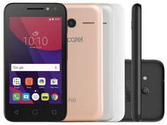 Smartphone Alcatel PIXI4 4 Metallic 8GB Dual Chip com as melhores condições você encontra no site do Magazine Luiza. Confira!