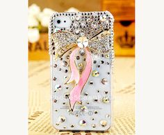 Great way to bedazzle your phone case