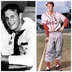 """Stanley Frank """"Stan"""" Musial (born Stanisław Franciszek Musiał; November 21, 1920 – January 19, 2013) was an American professional baseball player, nicknamed """"Stan the Man"""", and Navy veteran of World War II. Musial won his second World Series championship in 1944, then missed the entire 1945 season while serving with the United States Navy."""
