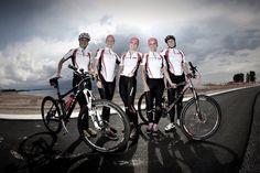 Oululainen naisista koostuva seikkailu-urheilujoukkue Midnight Sun, Bicycle, Passion, Adventure, Vehicles, Bike, Bicycle Kick, Bicycles, Car