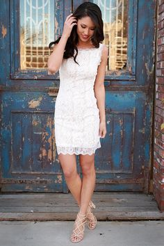 Love Like No Other Lace Dress