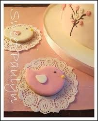 Resultado de imagen para torta pajarito Bird Party, Baby Shawer, Bird Theme, Ideas Para Fiestas, No Bake Cookies, Candy Buffet, Baby Shower Themes, Cookie Decorating, 2nd Birthday