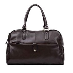 8538ab2856 awesome Tenflyer Men Casual Faux Leather Shoulder Bag Handbag Computer Bag  Sports Duffle Tote Crossbody Shoulder