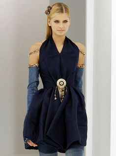 Chanel Fall 2006 Couture Dress