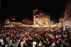 Oktoberfest of Blumenau, Santa Caterina, Brazil