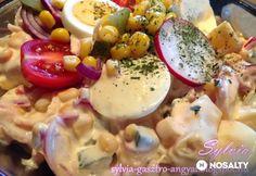 Healthy Food Options, Healthy Recipes, Cheeseburger Chowder, Salad Recipes, Potato Salad, Low Carb, Soup, Eggs, Breakfast