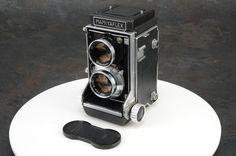 :Mamiyaflex C2 6x6 Medium Format TLR Camera w Sekor 80mm F2.8 Lens | eBay