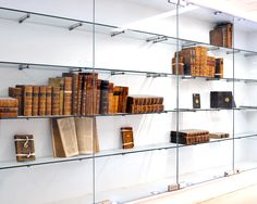 Display using books from the library archive / @sgullibrary | #CRAIspaces