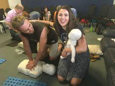 Provide Cardiopulmonary Resuscitation (CPR) Course & Refresher in Brisbane ~ Cardiopulmonary Resuscitation, Cpr Training, First Aid Course, Brisbane, Teaching, Heart Attack, Website, Schools, Benefit