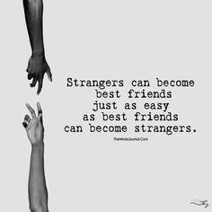 Strangers and Bestfriends - https://themindsjournal.com/strangers-and-bestfriends/