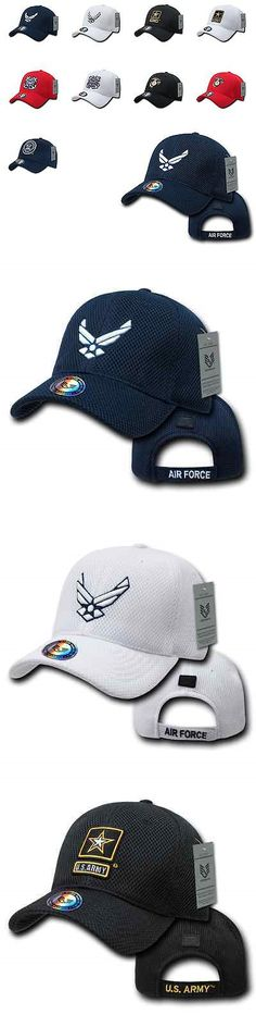 Mens Accessories 45053: 1 Dozen Army Air Force Navy Marines Coastguard Mesh Baseball Hats Caps Wholesale -> BUY IT NOW ONLY: $129.99 on eBay!