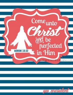 2014 Young Womens theme binder covers- FREE download at LollyJane.com #lds #yw