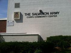 Cedar Rapids, IA the salvation army