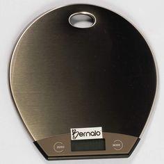 $69.900 Balanza Digital de Cocina en Acero Inoxidable con Capacidad de 5kg. Stainless Steel