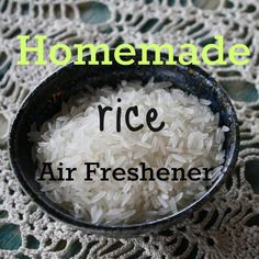 A simple and quick air freshener with rice and oils. - Aromeco Air Freshener Car Wardrobe Freshener Toilet Freshener Room Freshener Handbag Freshener Scented Sachet Luxury Fragrance - Berries, Delight, Tropical Present Pack of 3 Homemade Air Freshener, Natural Air Freshener, Home Air Fresheners, Room Freshener, Diy Air Freshner, Best Car Air Freshener, Homemade Essential Oils, Sent Bon, Diffuser Recipes