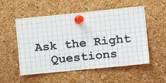 TEN QUESTIONS TO ASK BEFORE YOU BUY A HOUSE
