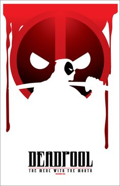 Deadpool by Angela McKendrick Comic Movies, Comic Book Characters, Marvel Characters, Comic Character, Comic Books Art, Comic Art, Deadpool And Spiderman, Batman, Marvel Comics Art