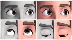 AnimMinute # 3: Eye movements on Vimeo