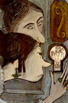 The Provensen Book of Fairy Tales - illustrated by Alice and Martin Provensen