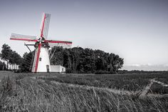 Popular on 500px : Windmill  Typical for Netherlands by stefan_spaeker_photography
