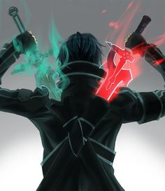 Guess who? I'll give you a hint: he is the only player who can solo a boss and live to tell the tale