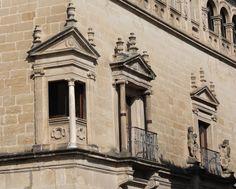 Publicamos el palacio de Vela de los Cobos en Úbeda. #historia #turismo http://www.rutasconhistoria.es/loc/palacio-de-vela-de-cobos