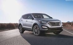 2017 Hyundai Santa Fe Sport Car Wallpaper   Wallpaper HQ Resolution