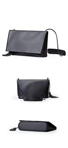 Leather Envelope Clutch Purse Women Bag