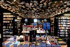 BIG BOOK Hanging books