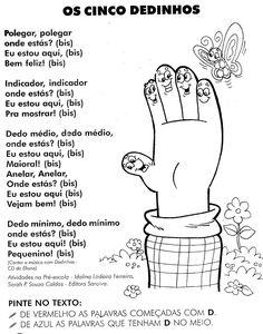 Resultado de imagem para projeto musica pre-escolar em portugues portugal