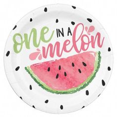 Perfect item to compliment any One in a Melon Watermelon Party Gender unisex Age Group adult Watermelon Birthday Parties, First Birthday Parties, Birthday Party Themes, First Birthdays, Birthday Ideas, Fruit Birthday, Baby Birthday, Chocolate Hazelnut Cake, Recipe For Teens