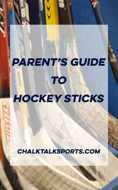 ChalkTalkSPORTS Hockey High Print Legging Hockey is Life with Sticks