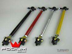 Commander HD Tie Rod Kit #1SxS #PodiumSxS.com #CanAm #BRP #Commander #UTV #SxS